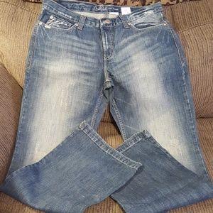 NWOT Cruel Girl/ Rosalie relaxed jeans